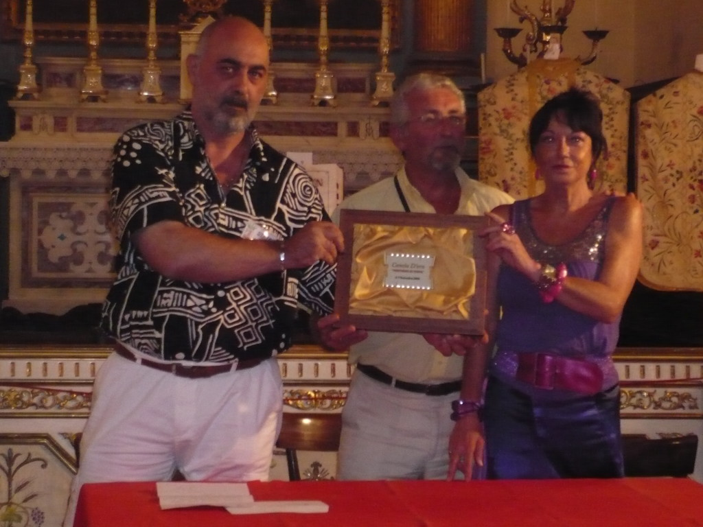 2008 - Cencio d'Oro