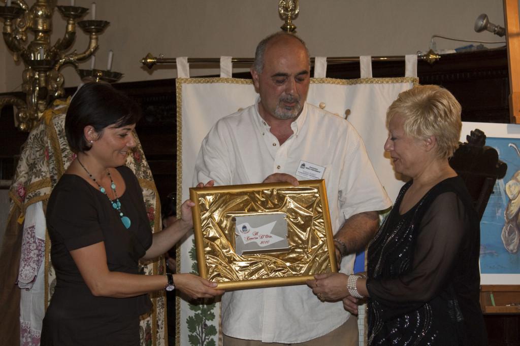2010 - Cencio d'Oro